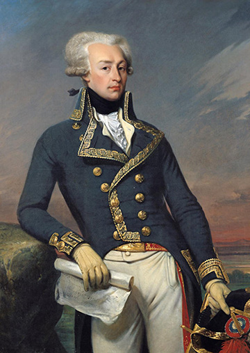 18th Century Frenchman Gets 21st Century NC Honor