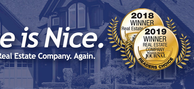 Coldwell Banker Advantage Voted Best Real Estate Company In The Triad For The Second Year In A Row!